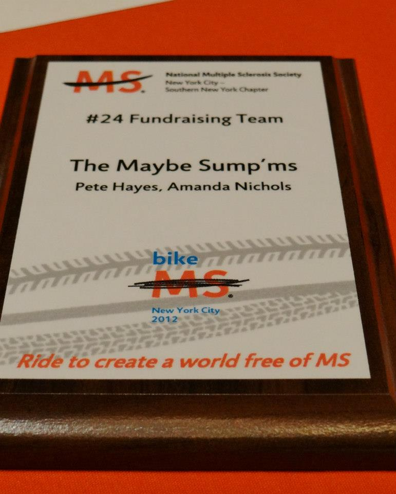 Maybe Sump'MS 2012
