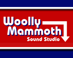 Woolly Mammoth Studio logo